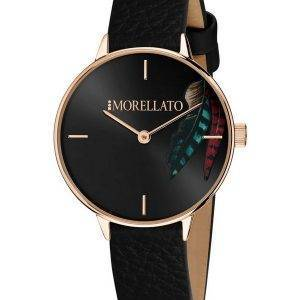 Morellato Ninfa Black Dial Quartz R0151141522 Womens Watch
