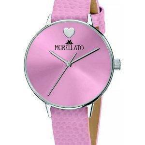 Morellato Ninfa Pink Dial Quartz R0151141527 Womens Watch