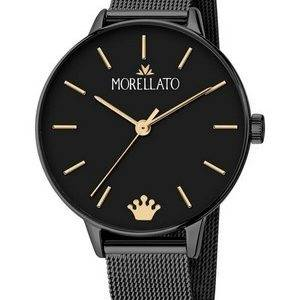 Morellato Ninfa Black Dial Quartz R0153141541 Womens Watch