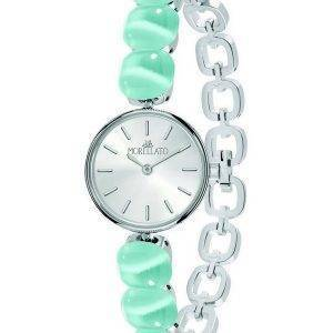 Morellato Gemma Silver Dial Quartz R0153154503 Womens Watch