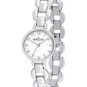 Morellato Bolle White Dial Quartz R0153156501 Womens Watch