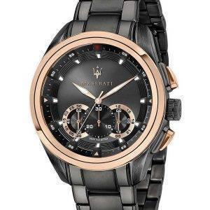 Maserati Traguardo Chronograph Quartz R8873612016 100M Mens Watch