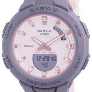 Casio Baby-G G-Squad Analog Digital BSA-B100MC-4A BSAB100MC-4 100M Womens Watch