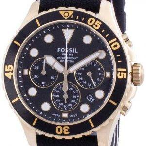 Fossil FB-03 Chronograph Quartz FS5729 100M Mens Watch