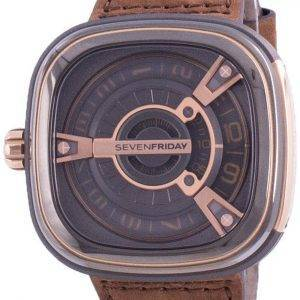 Sevenfriday M-Series Automatic M202 SF-M2-02 Mens Watch