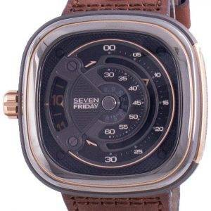 Sevenfriday M-Series Automatic M2B01 SF-M2B-01 Mens Watch