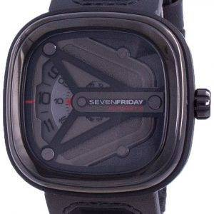Sevenfriday M-Series Spaceship Automatic M301 SF-M3-01 Mens Watch