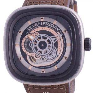 Sevenfriday P-Series Automatic P2B01 SF-P2B-01 Mens Watch