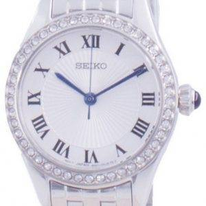 Seiko Discover More Diamond Accents Quartz SUR333 SUR333P1 SUR333P Womens Watch