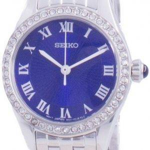 Seiko Discover More Diamond Accents Quartz SUR335 SUR335P1 SUR335P Womens Watch