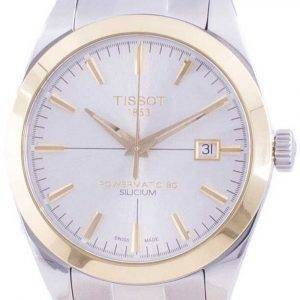 Tissot Gentleman Powermatic 80 Silicium Automatic T927.407.41.031.01 T9274074103101 Mens Watch