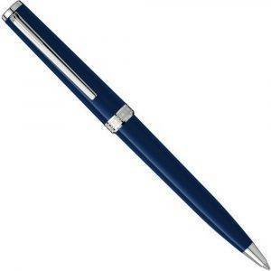 Montblanc Pix Resin 114810 Blue Ballpoint Pen