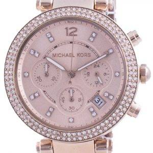 Michael Kors Parker Diamond Accents Quartz MK6832 Women's Watch