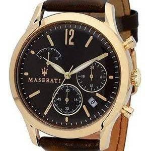 Maserati Tradizione Chronograph Quartz R8871625001 Mens Watch