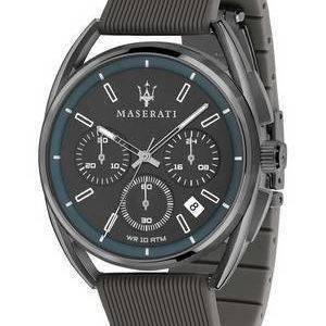 Maserati Trimarano Chronograph Quartz R8871632003 100M Mens Watch