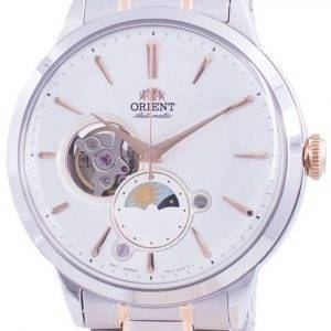 Orient Classic Bambino Sun  Moon Phase Automatic RA-AS0101S10B Mens Watch