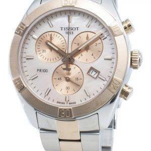 Tissot T-Classic T101.917.22.151.00 T1019172215100 Quartz Chronograph Womens Watch