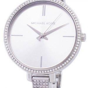 Refurbished Michael Kors Jaryn Quartz Diamond Accents MK3783 Womens Watch
