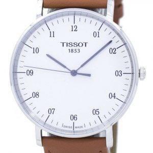Refurbished Tissot T-Classic Every Time Quartz T109.610.16.037.00 T1096101603700 Men's Watch