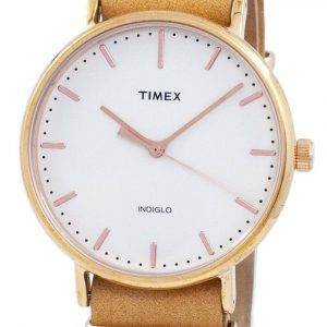Refurbished Timex Weekender Fairfield Indiglo Quartz TW2P91200 Unisex Watch