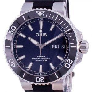 Oris Aquis Big Day Date Automatic Diver's 01-752-7733-4135-07-4-24-64EB 500M Men's Watch