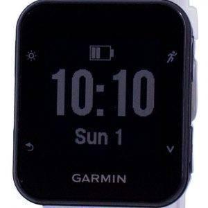 Garmin Forerunner 35 Outdoor Fitness GPS Black Sapphire With White Band 010-01689-13 Multisport Watch