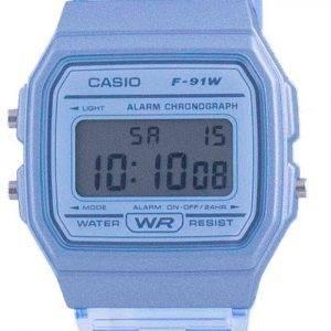 Casio Youth Blue Resin Digital F-91WS-2 F91WS-2 Unisex Watch
