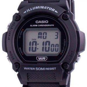 Casio Youth Illuminator Digital W-219H-1A W-219H-1 Men's Watch