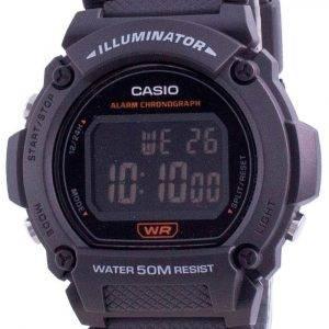 Casio Youth Illuminator Digital W-219H-8B W-219H-8B Men's Watch