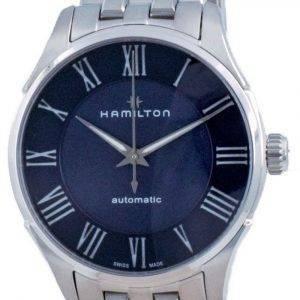 Hamilton Jazzmaster Automatic Blue Dial H42535140 Men's Watch