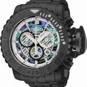 Invicta Sea Hunter Chronograph Diver's Quartz 32650 200M Men's Watch