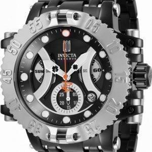 Invicta Jason Taylor Chronograph Diver's Quartz 34274 200M Men's Watch