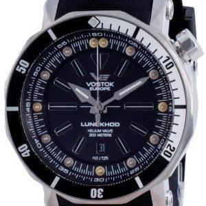 Vostok Europe Lunochod-2 Automatic Divers NH35-6205210-LS 300M Mens Watch