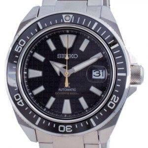 Seiko Prospex King Samurai Automatic Divers SRPE35 SRPE35J1 SRPE35J Japan Made 200M Mens Watch