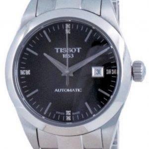 Tissot T-My Lady Automatic Diamond Accents T132.007.11.066.00 T1320071106600 100M Women's Watch