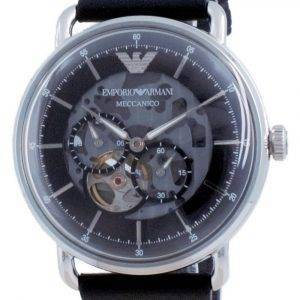 Emporio Armani Open Heart Dial Automatic AR60026 Mens Watch