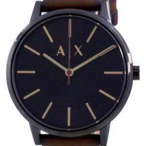 Armani Exchange Cayde Black Dial Quartz AX2706 Men's Watch
