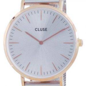 Cluse La Boheme Rose Gold Tone Stainless Steel Quartz CW0101201006 Women's Watch