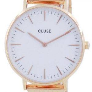 Cluse La Boheme Rose Gold Tone Stainless Steel Quartz CW0101201024 Women's Watch