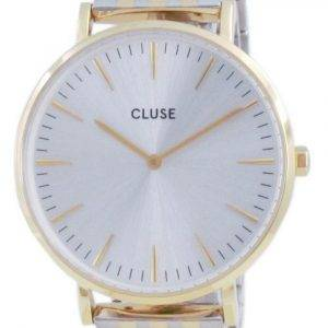 Cluse La Boheme Gold Tone Stainless Steel Quartz CW0101201025 Women's Watch