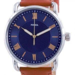 Fossil Copeland Blue Dial Analog Quartz FS5661 Men's Watch