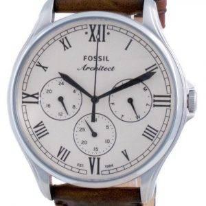 Fossil ARC-02 Stainless Steel Chronograph Quartz FS5800 Men's Watch