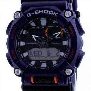 Casio G-Shock World Time Analog Digital GA-900-2A GA900-2 200M Men's Watch