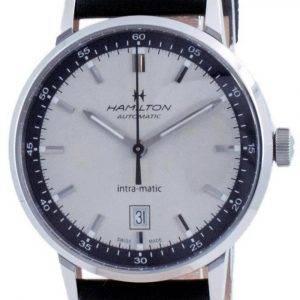 Hamilton American Classic Intra Matic Automatic H38425720 Men's Watch