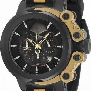Invicta Marvel Punisher Chronograph 34654 100M Men's Watch