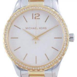 Michael Kors Layton Quartz Diamond Accents MK6899 Women's Watch