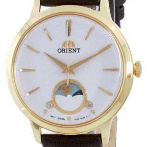 Orient Classic Sun & Moon White Dial Quartz RA-KB0003S10B Women's Watch