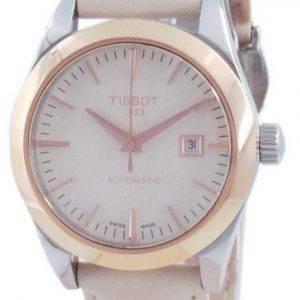 Tissot T-My Lady 18K Gold Automatic T930.007.46.261.00 T9300074626100 Women's Watch
