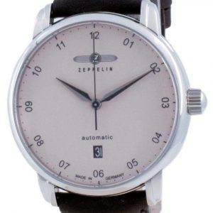 Zeppelin New Captain's Line Beige Dial Automatic 8652-5 86525 Men's Watch
