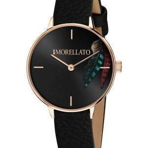 Morellato Ninfa Black Dial Quartz R0151141522 Womens Watch